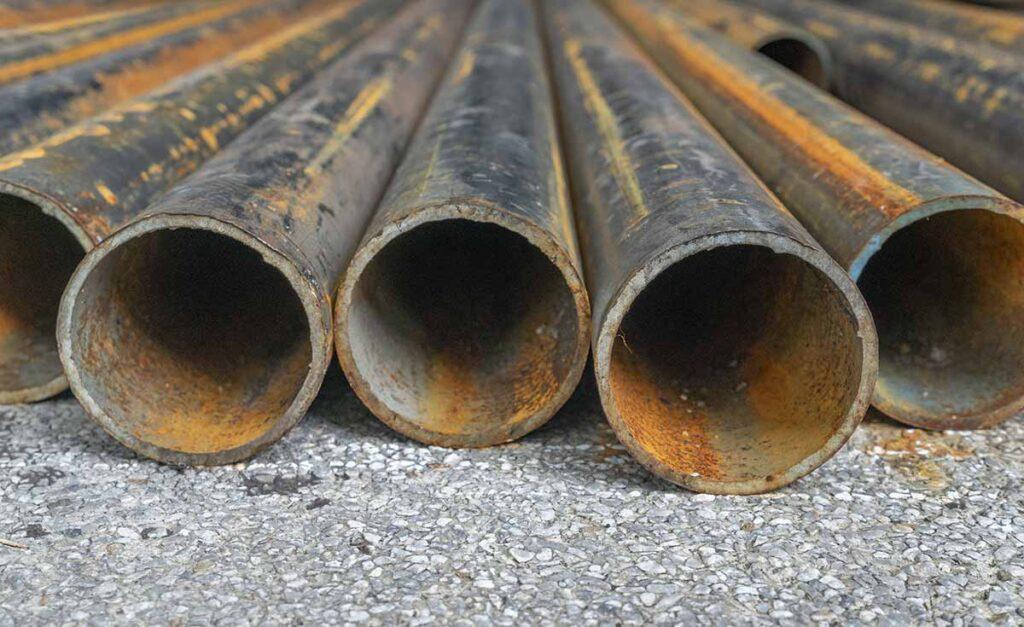 alte Rohrleitungen sind gesundheitsschädlich - Regensdorf Furttal
