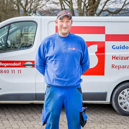 Heizung Sanitär Regensdorf-Furttal Marcel Prinz