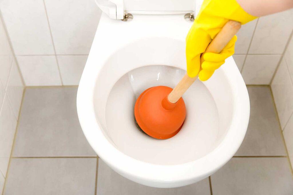 WC/Toilette verstopft / entstopfen Regensdorf Furttal