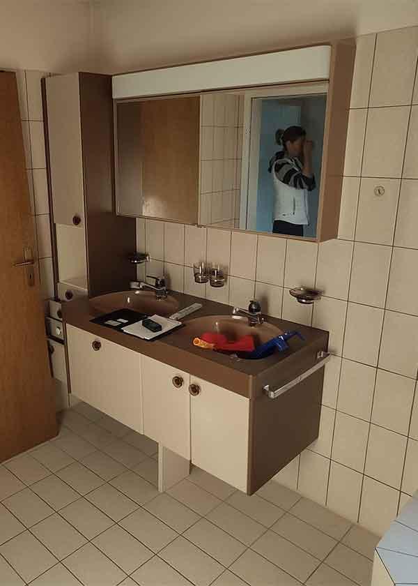 Badumbau Wohnung Buchs ZH