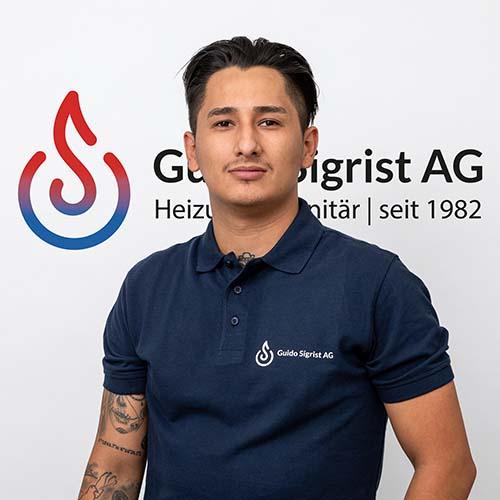 David Schütz Guido Sigrist AG Heizung Sanitär