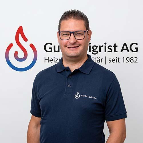 Giuseppe Calà Guido Sigrist AG Heizung Sanitär