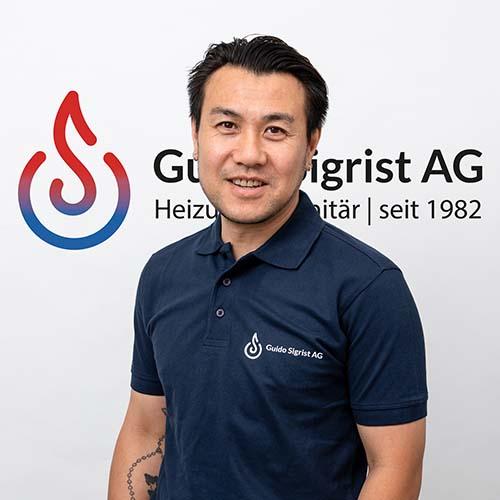 Luom Tran Guido Sigrist AG Heizung Sanitär