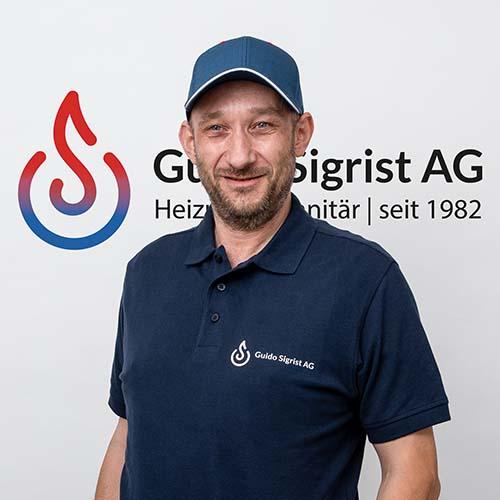 Marcel Prinz Guido Sigrist AG Heizung Sanitär