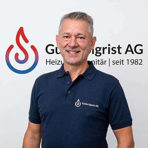 Zsolt Nyiri Guido Sigrist AG Heizung Sanitär